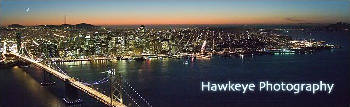San Francisco Skyline - Hawkeye Aerial Photography